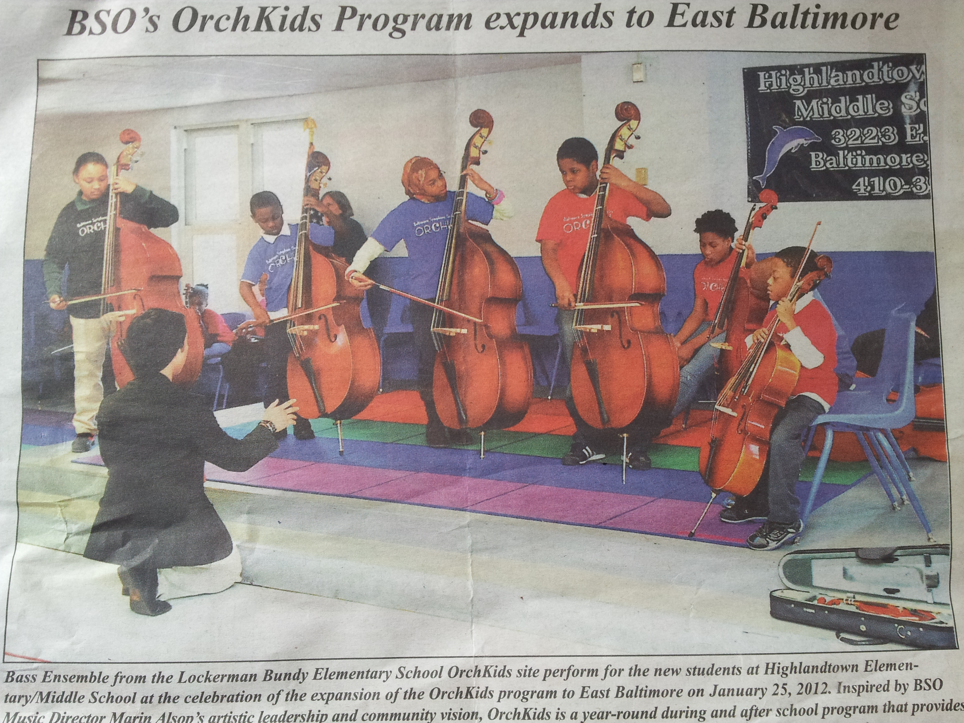 BSO ORCHkids program